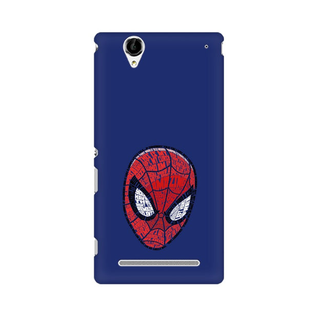 Sony Xperia T2 Ultra Spider Man Graphic Fan Art Phone Cover & Case
