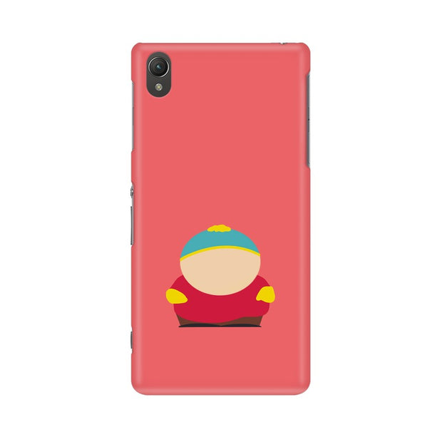 Sony Xperia Z2 L50W Eric Cartman Minimal South Park Phone Cover & Case