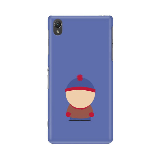 Sony Xperia Z2 L50W Stan Marsh Minimal South Park Phone Cover & Case