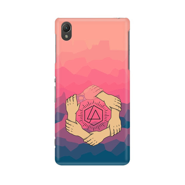 Sony Xperia Z2 L50W Linkin Park Logo Chester Tribute Phone Cover & Case