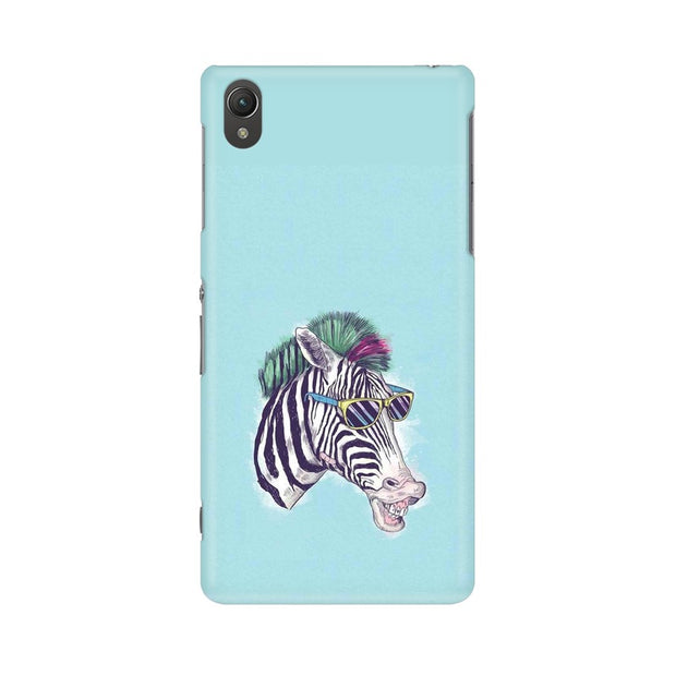 Sony Xperia Z2 L50W The Zebra Style Cool Phone Cover & Case