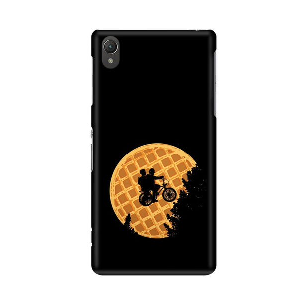 Sony Xperia Z2 L50W Stranger Things Pancake Minimal Phone Cover & Case