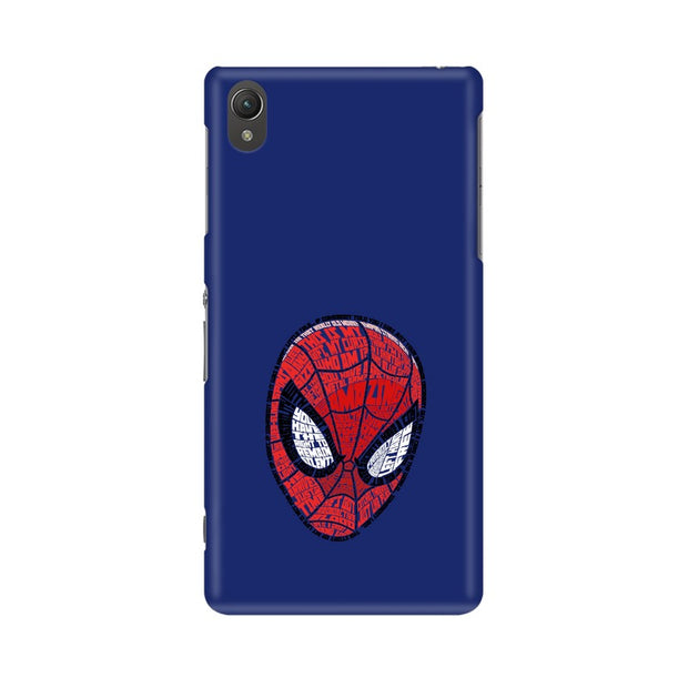 Sony Xperia Z2 L50W Spider Man Graphic Fan Art Phone Cover & Case