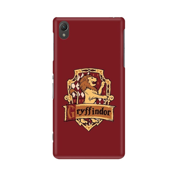 Sony Xperia Z2 L50W Gryffindor House Crest Harry Potter Phone Cover & Case