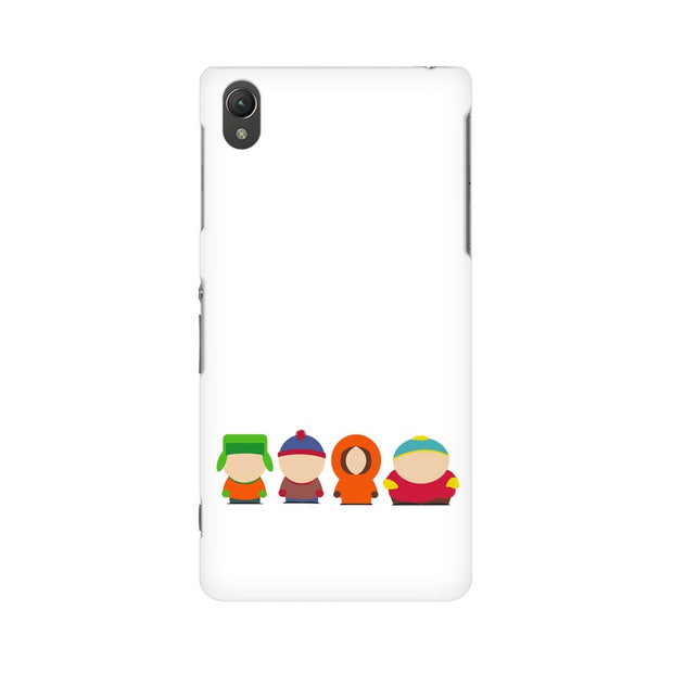 Sony Xperia Z5 South Park Minimal Phone Cover & Case