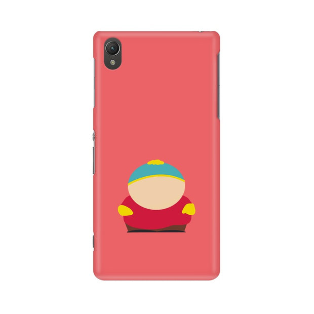 Sony Xperia Z5 Eric Cartman Minimal South Park Phone Cover & Case