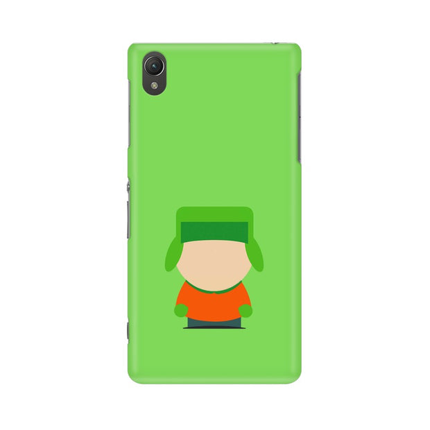 Sony Xperia Z5 Kyle Broflovski Minimal South Park Phone Cover & Case
