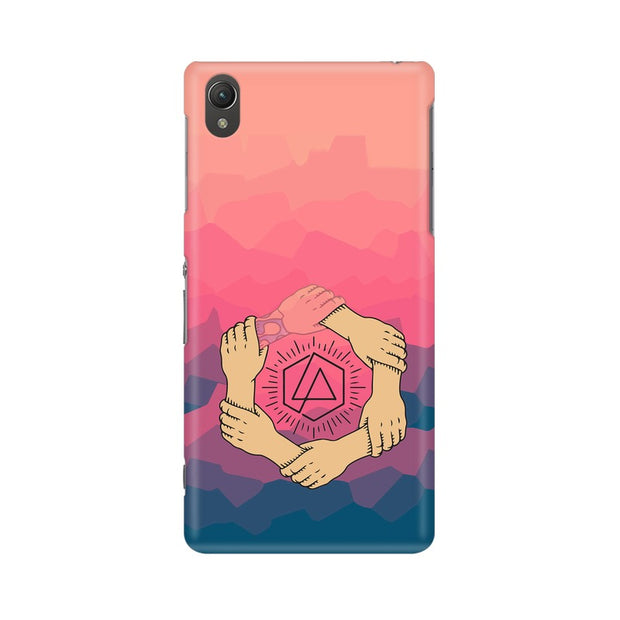 Sony Xperia Z5 Linkin Park Logo Chester Tribute Phone Cover & Case