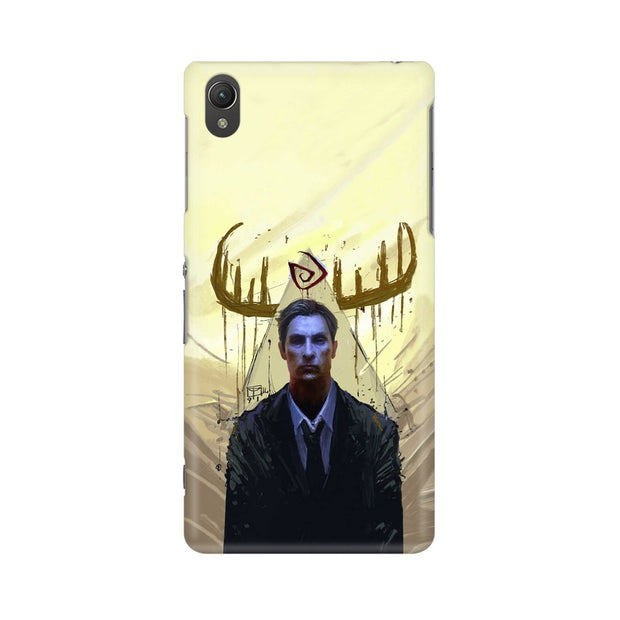 Sony Xperia Z5 True Detective Rustin Fan Art Phone Cover & Case