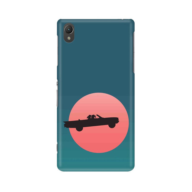 Sony Xperia Z5 Thelma & Louise Movie Minimal Phone Cover & Case