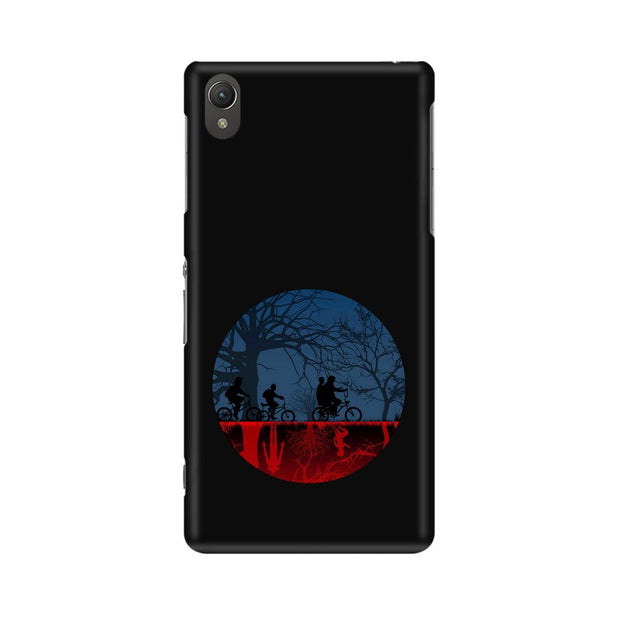 Sony Xperia Z5 Stranger Things Fan Art Phone Cover & Case
