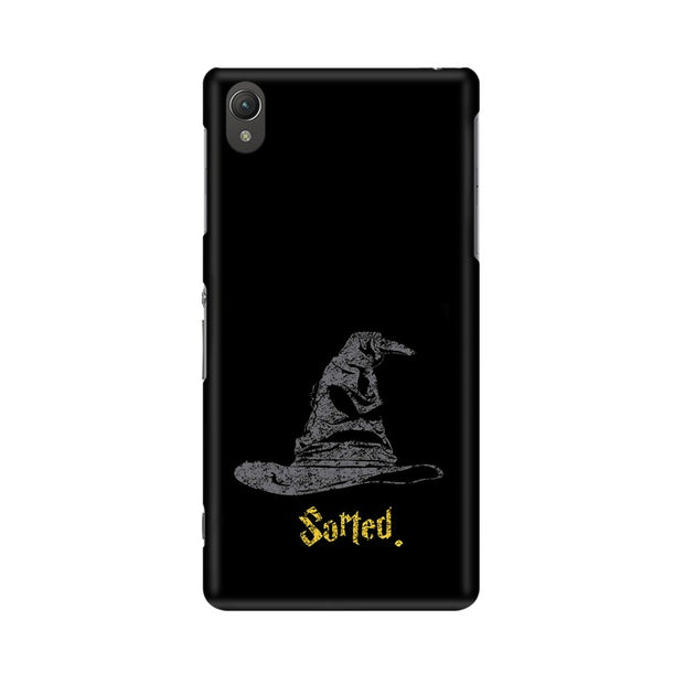 Sony Xperia Z5 Sorting Hat Harry Potter Phone Cover & Case