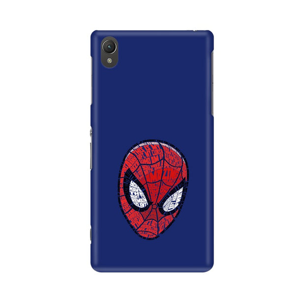 Sony Xperia Z5 Spider Man Graphic Fan Art Phone Cover & Case