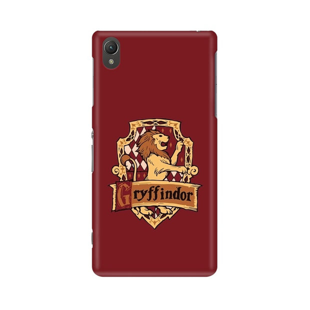 Sony Xperia Z5 Gryffindor House Crest Harry Potter Phone Cover & Case