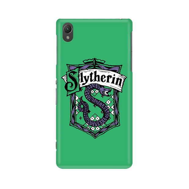 Sony Xperia Z5 Slytherin House Crest Harry Potter Phone Cover & Case