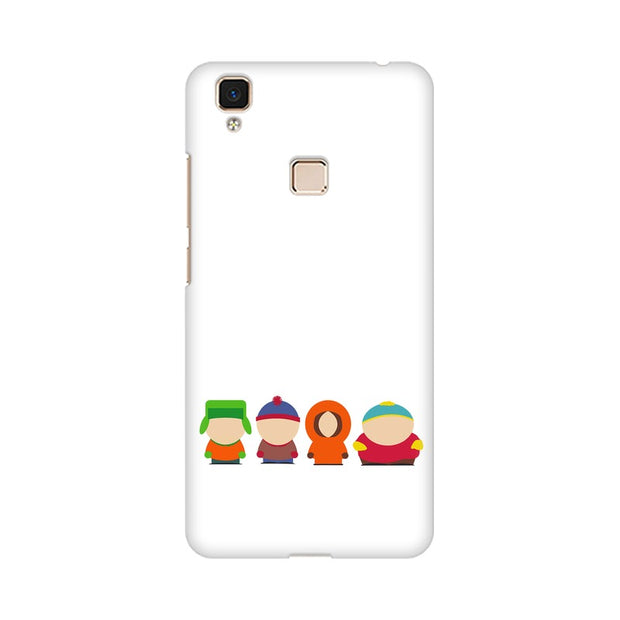 Vivo V3 Max South Park Minimal Phone Cover & Case