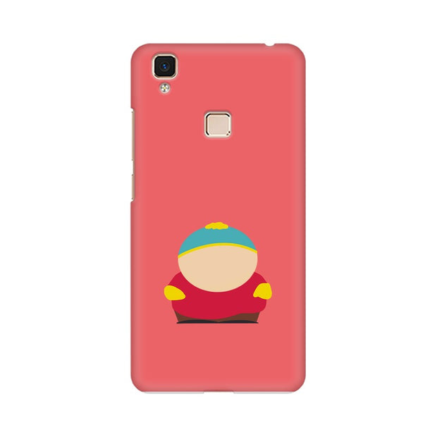 Vivo V3 Max Eric Cartman Minimal South Park Phone Cover & Case