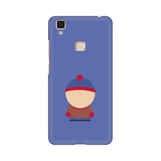 Vivo V3 Max Stan Marsh Minimal South Park Phone Cover & Case