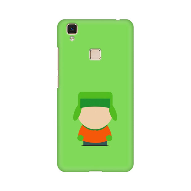 Vivo V3 Max Kyle Broflovski Minimal South Park Phone Cover & Case