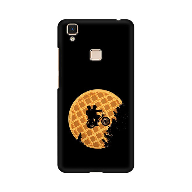 Vivo V3 Max Stranger Things Pancake Minimal Phone Cover & Case