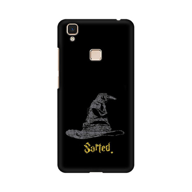 Vivo V3 Max Sorting Hat Harry Potter Phone Cover & Case
