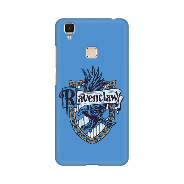 Vivo V3 Max Ravenclaw House Crest Harry Potter Phone Cover & Case