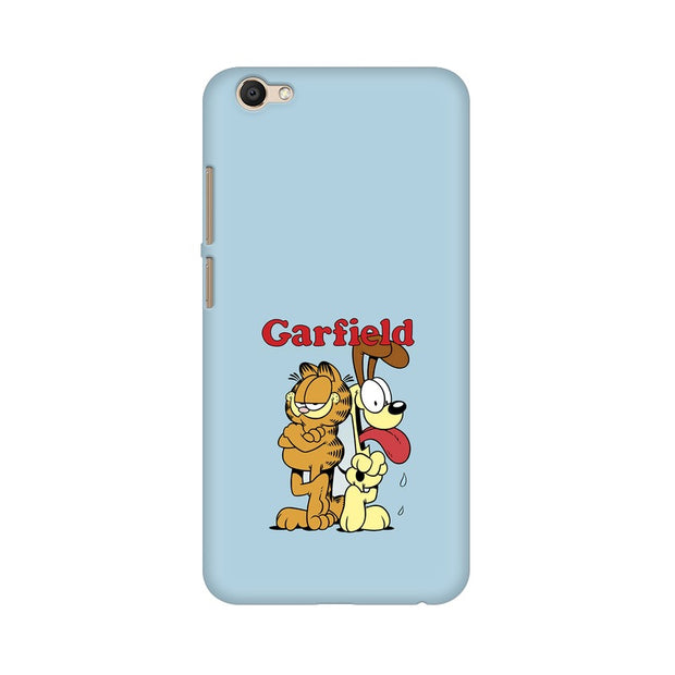 Vivo V5 Plus Garfield & Odie Phone Cover & Case