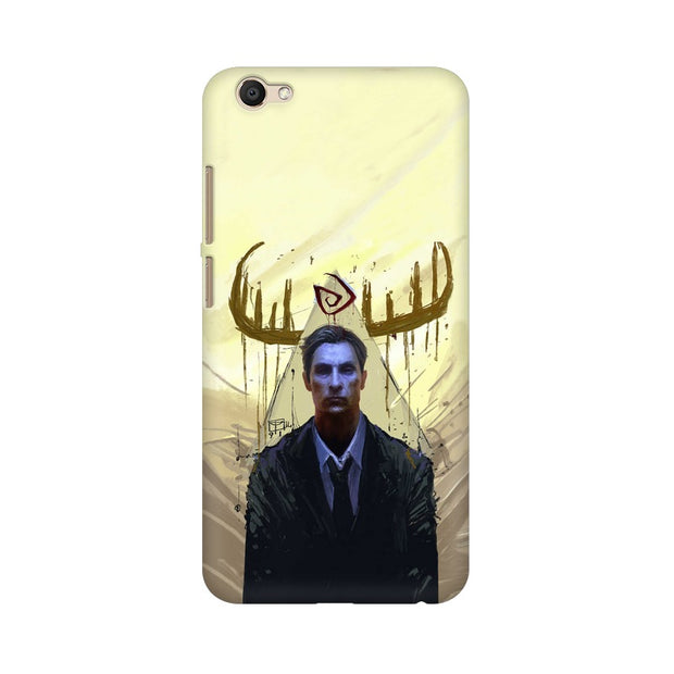 Vivo V5 Plus True Detective Rustin Fan Art Phone Cover & Case