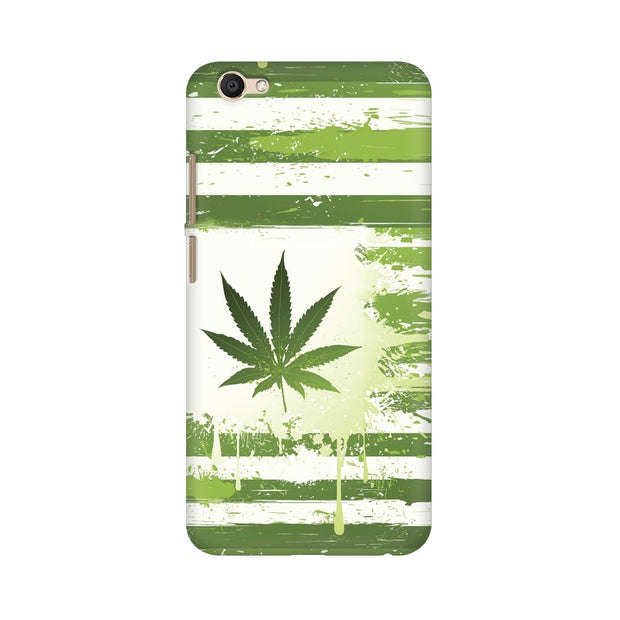 Vivo V5 Plus Weed Flag  Phone Cover & Case