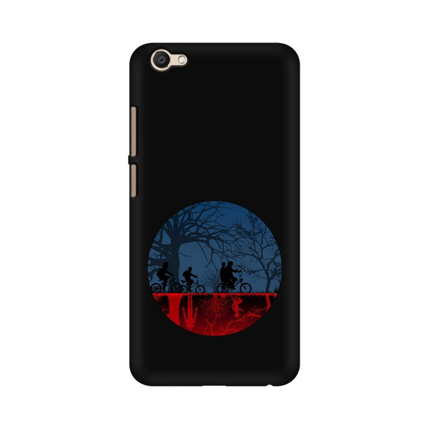 Vivo V5 Stranger Things Fan Art Phone Cover & Case
