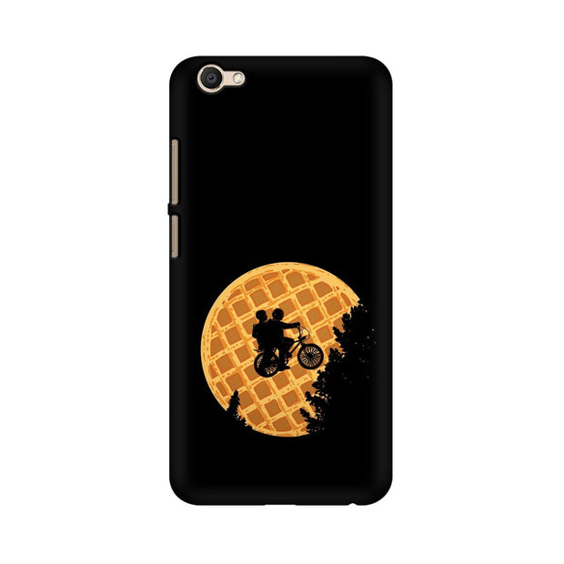 Vivo V5 Stranger Things Pancake Minimal Phone Cover & Case