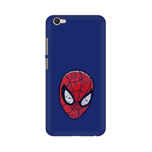 Vivo V5s Spider Man Graphic Fan Art Phone Cover & Case
