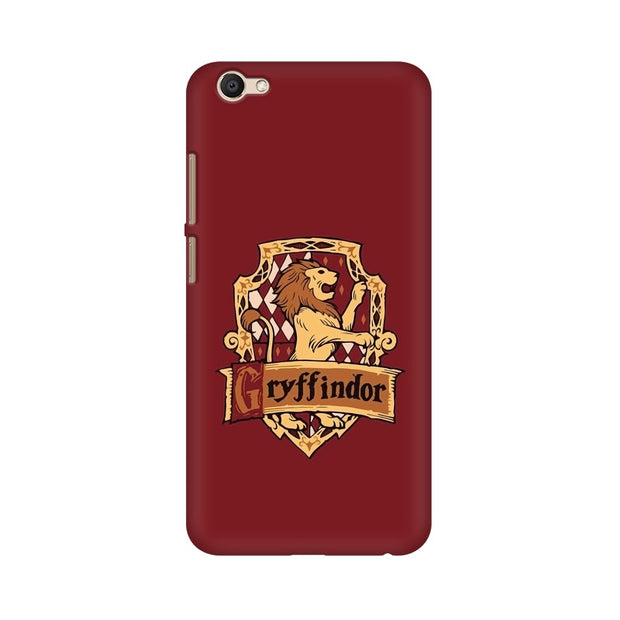 Vivo V5s Gryffindor House Crest Harry Potter Phone Cover & Case