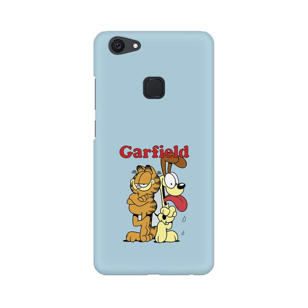 Vivo V7 Plus Garfield & Odie Phone Cover & Case