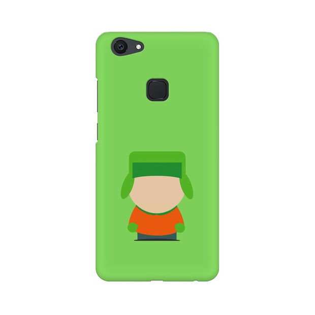 Vivo V7 Plus Kyle Broflovski Minimal South Park Phone Cover & Case