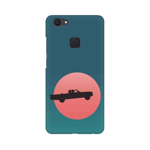 Vivo V7 Plus Thelma & Louise Movie Minimal Phone Cover & Case