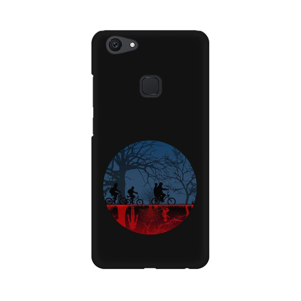 Vivo V7 Plus Stranger Things Fan Art Phone Cover & Case