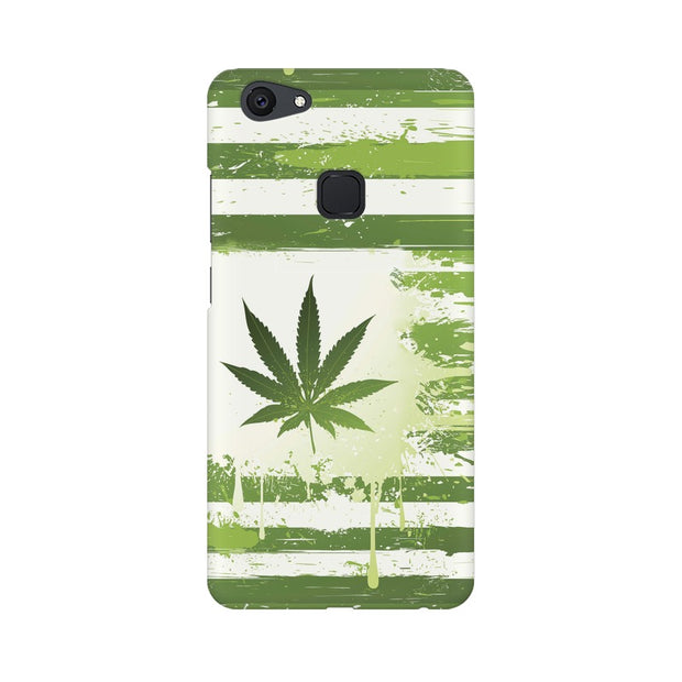 Vivo V7 Plus Weed Flag  Phone Cover & Case
