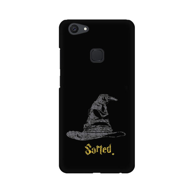 Vivo V7 Plus Sorting Hat Harry Potter Phone Cover & Case