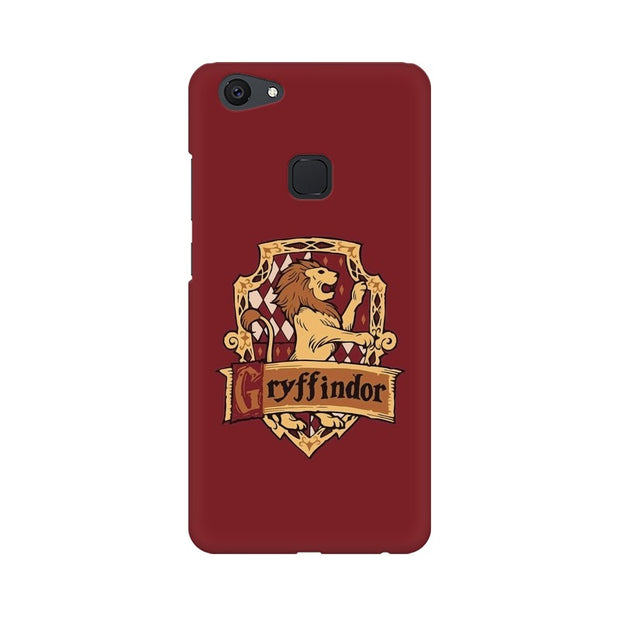 Vivo V7 Plus Gryffindor House Crest Harry Potter Phone Cover & Case
