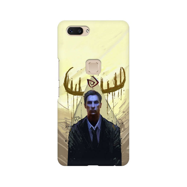 Vivo X20 True Detective Rustin Fan Art Phone Cover & Case