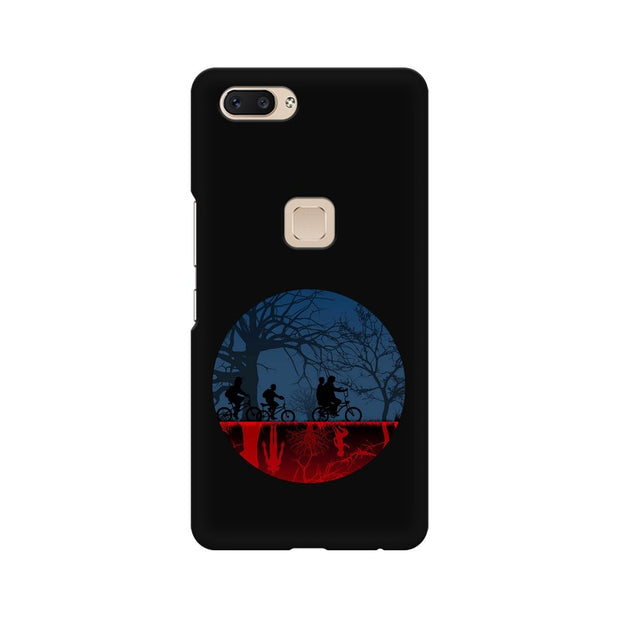 Vivo X20 Stranger Things Fan Art Phone Cover & Case