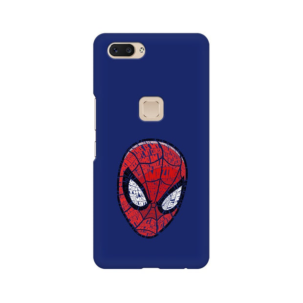 Vivo X20 Spider Man Graphic Fan Art Phone Cover & Case