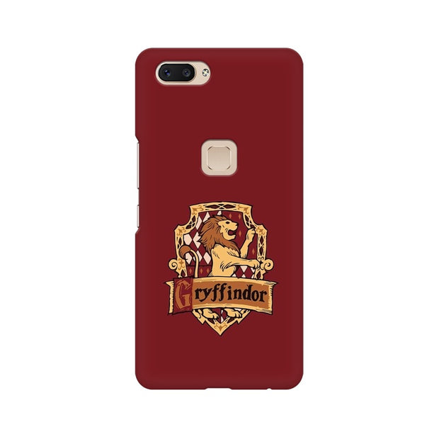 Vivo X20 Gryffindor House Crest Harry Potter Phone Cover & Case