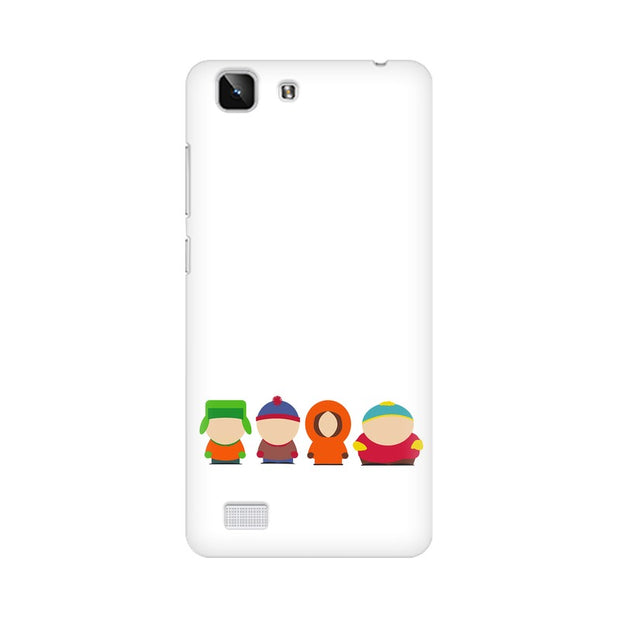 Vivo X5 South Park Minimal Phone Cover & Case