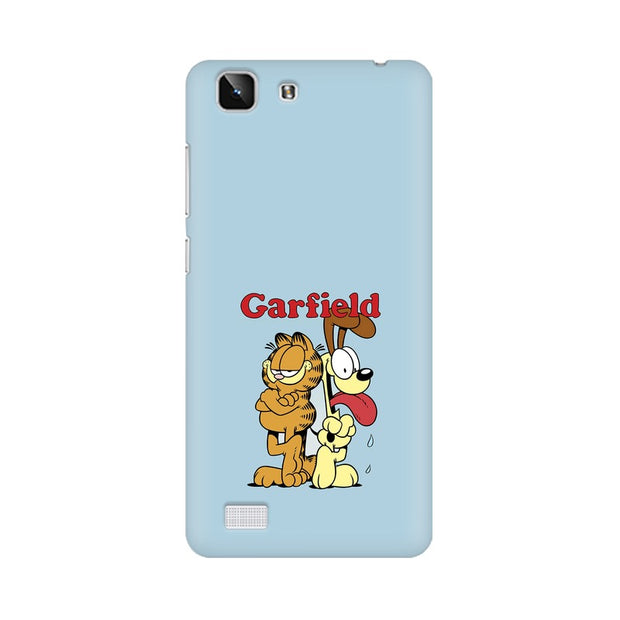Vivo X5 Garfield & Odie Phone Cover & Case