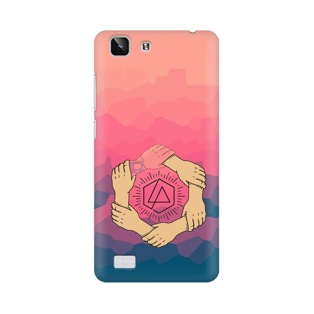 Vivo X5 Linkin Park Logo Chester Tribute Phone Cover & Case