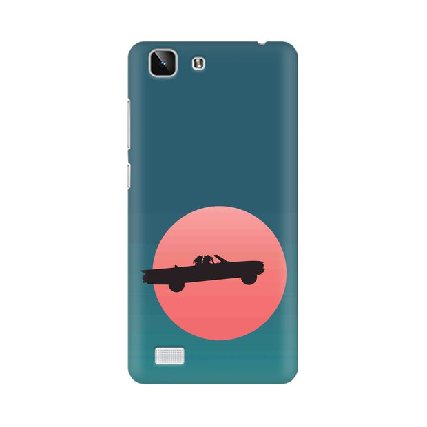 Vivo X5 Thelma & Louise Movie Minimal Phone Cover & Case