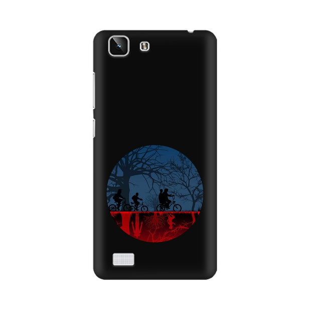 Vivo X5 Stranger Things Fan Art Phone Cover & Case