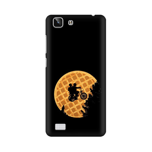 Vivo X5 Stranger Things Pancake Minimal Phone Cover & Case